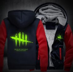 >> Click to Buy << Unisex Luminous Thicken Hoodie Dead by Daylight Jacket Sweatshirts Coat Clothing Casual Men Women #Affiliate