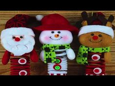 YouTube Chair Covers, Ladybug, Christmas Ornaments, Holiday Decor, Crafts, Home Decor, Youtube, Feltro, Yule