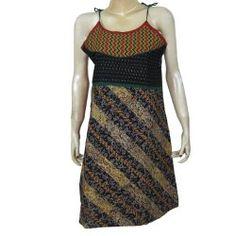 Summer Dresses for Women Casual Wear Cotton Kalamkari Block Print