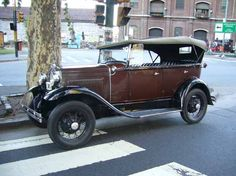 1929 - Ford A