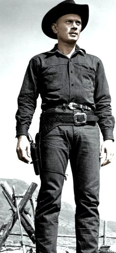 Yul Brynner - The Magnificent Seven - One of my Favorites