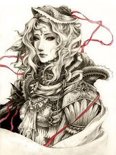 Vampire knight by Merinx.deviantart.com