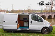 Aménagement de véhicules: Trafic L1H1