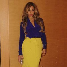 Beyonce Fashion 2014   Beyoncé Inspired These Office Holiday Looks