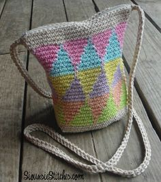 free crochet pattern at SiouxsieStitches.com