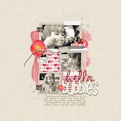 bubbles - Digital Scrapbooking Ideas - DesignerDigitals