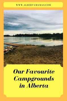 Alberta is a great place to camp! We've got mountains, foothills, lakes, vast prairies, thick. Great Places, Beautiful Places, Places To Visit, Alberta Travel, Canada National Parks, Canadian Travel, Camping Places, Staycation, Hiking Trails