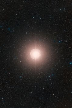 Betelgeuse, bright star in the constellation of Orion (the Hunter), a red supergiant, one of the biggest stars known, and almost 1000 times larger than our Sun