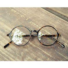 7399de9d8a 1920s Vintage Oliver Retro petites lunettes rondes 0E19 TGS Mode Cadres  Lunettes Cute Glasses