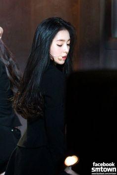 레드벨벳 (Red Velvet) at KBS 'Music Bank'.