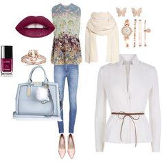 Luxury Fashion by petra-dickova on Polyvore featuring Valentino, FABIANA FILIPPI, Cheap Monday, River Island, Anne Klein, Chanel, women's clothing, women's fashion, women and female