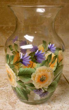 Thrift shop vase