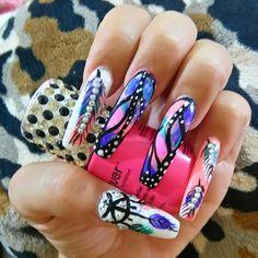 Mi bellas uñas