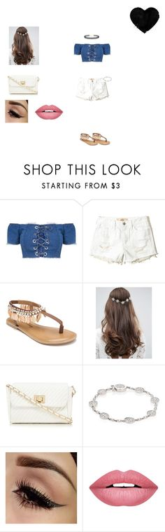 """""""Boho Chic look no.2"""" by megan-charlotte on Polyvore featuring Hollister Co., Penny Loves Kenny, ASOS, Red Herring, Plevé, Forever 21, LULUS, boho and polyvoreset"""