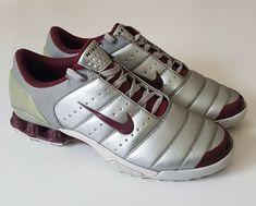 b327daf73fa 2004 NIKE SHOX T90 SECUTOR II ASTRO TRAINERS SNEAKERS FOOTBALL SOCCER VAPOR  UK 9 91203687396