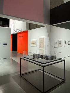 Bauhaus: Art as Life Exhibition Design