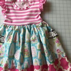 Fleur L'enfant Joy 6y Little Girl Dresses, Little Girls, Girls Dresses, Summer Dresses, Sewing, Closet, Fashion, Flower, Kid