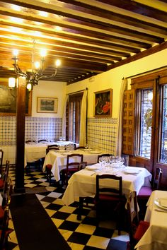 "Botín Restaurant in Madrid has been opened since 1725 which makes it the oldest restaurant in the world!  Ernest Hemingway, U.S. presidents, and Spanish royalty have all dined at this historic establishment.  I'd highly recommend taking Insider's Madrid ""The Botín Experience"" tour!  Read more on my blog :)"