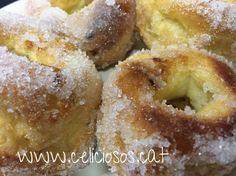 ¿Qué pinta verdad?, son Rosquillas Huecas típicas de Aragón. Ya las puedes disfrutar SIN GLUTEN, no las probarás en ningún sitio.