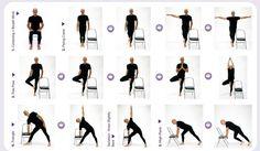 Demostrat que el Ioga després del 60 té un efecte alt sobre el dolor crònic i la limitació funcional