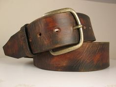 I lost my aged brown leather belt and I desperately need to replace it. Plus it would look good with my dream clogs.