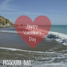 ♥ To all our followers and friends ♥ #HappyValentinesDay from Nikki and Peter at #AmpeliVilla, #PissouriBay: www.pissouribay.com.