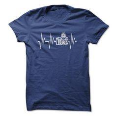 Camera Heartbeat T Shirts, Hoodies. Check price ==► https://www.sunfrog.com/Hobby/Camera-Heartbeat.html?41382 $21.95