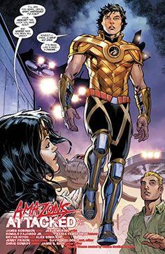 Wonder Woman - Comics by comiXology Wonder Woman, Wonder Boys, Star Comics, Dc Comics Art, Dr Fate, Hq Dc, Dc Comics Characters, Superhero Design, Comic Covers