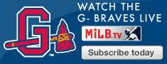 I live a mile away from Turner Field, but I would love to go to a Gwinnett Braves game - minor league baseball is a whole different ballgame - ha ha!