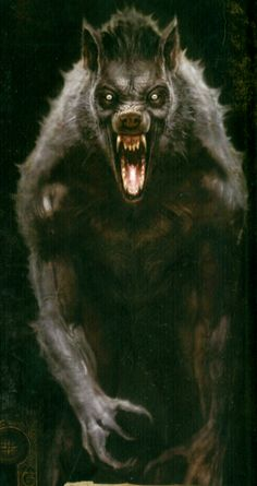 cabin in the woods creatures - Werewolf!