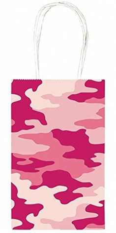 Awesome pink camo party supplies for a birthday, baby shower or bridal shower. Great selection. Sale and Discount pricing.