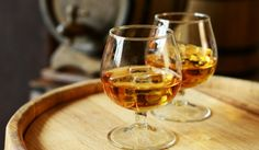 Brandy is the umbrella term for alcoholic drinks produced by distilling wine or the fermented juice of other fruits - peaches, cherries, pears and others. Brandy as we know it today was contrived in the 12th century in the region of Armagnac, France.