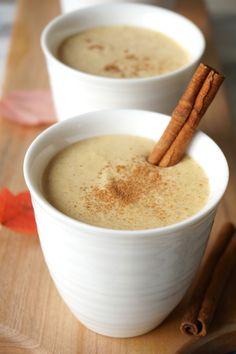 AIP friendly - maple pumpkin collagen shake