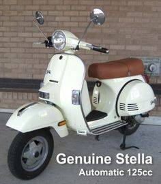 Genuine Stella Automatic Scooter