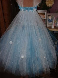 Cloke for Elsa inspired dress