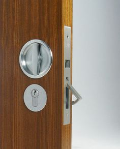 Merveilleux Cavilock Cl100 CL 100 Locking Sliding Door Lock With FlushTurn Brushed  Chrome $ 459.99 Pocket Door