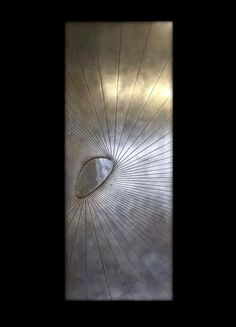Based Upon - Spiral door Modern Entrance Door, Main Entrance Door Design, Door Gate Design, Modern Door, Entrance Doors, Hotel Door, Cool Doors, Deco Design, Veneer Door