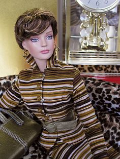 how to style doll hair rtw luxury wentworth wearing black 9554