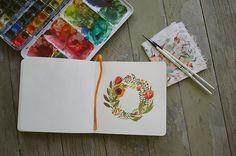sketchbook no.28 by oanabefort, via Flickr