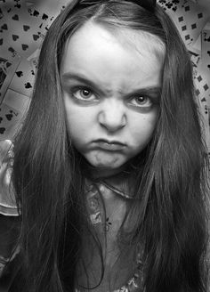 a Wednesday face. Mad Face, Angry Face, Face Reference, Photo Reference, Angry Child, Angry Girl, Expressions Photography, Face Facial, Face Expressions