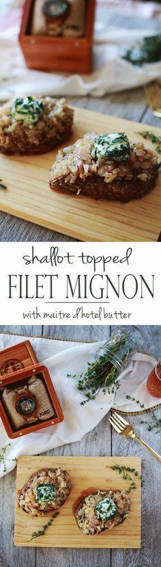 INCREDIBLE Filet Mignon recipe by Flirting with Flavor. Plus an AMAZING Valentines gift idea!!! #jordwatch #woodwatch #winterstyle #valentinesgiftforhim #valentinesgiftforher