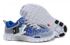 627-002516 Nike Free 5.0 2013 Grey Royalblue