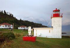 Cap D'Or Lighthouse - Nova Scotia