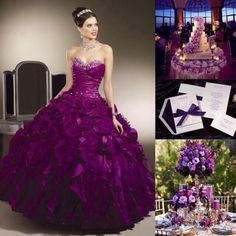 Techniques for quinceanera dresses - Don't style hair in a fashion that creates two competing textures. You won't look messy in contrast to looking edgy and quirky. Pretty Quinceanera Dresses, Quinceanera Decorations, Quinceanera Party, Pretty Dresses, Prom Dresses, Quince Dresses Mexican, Quince Themes, Quinceanera Collection, Quinceanera Hairstyles