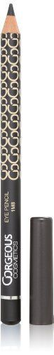 (Product review for Gorgeous Cosmetics Eye Liner Pencil, Long Lasting Eye Pencil, Shade Black Jack). All eyes are on you. Oh yes they are…especially now that you have Gorgeous Cosmetics Eye Pencil. Rich and creamy and oh-so easy to apply, Gorgeous Cosmetics delivers seven intensely coloured Eye Pencils that won't drag or tear at your peepers. And for the blackest of black eye pencils, you can't ...