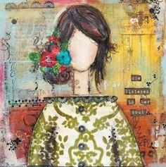 art jurnel | Art Journals and Mixed Media by yina.hurtado