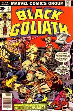 Black Goliath (1976 Marvel) 5