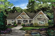 Home Plan 1426 has been named The Anna! NOW IN PROGRESS! See the floor plan on our house plans blog!