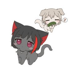 All Anime, Anime Art, Dream Party, Kawaii, Girl Bands, Fantasy Characters, Neko, Memes, Drawings