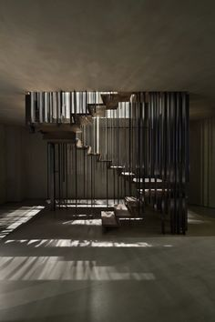 Dramatic Staircase Changes Its Appearance Based on Your Perspective - My Modern Met
